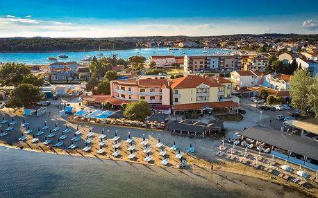 Hotel Koral, Istrie
