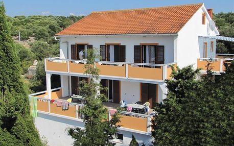 Apartmánový dům Zora, Severní Dalmácie