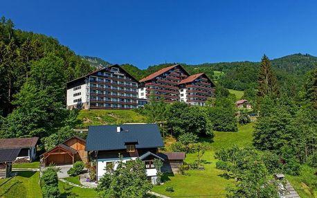 Alpenhotel Dachstein, Dachstein West a Abtenau