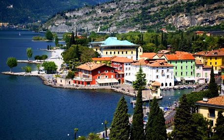 Hotel Geier, Lago di Garda/jezero Garda