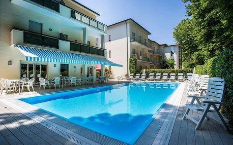 Hotel Athena s plnou penzí, Emilia Romagna