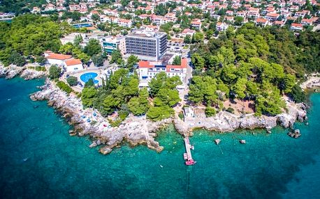 Hotel Dražica, ostrov Krk