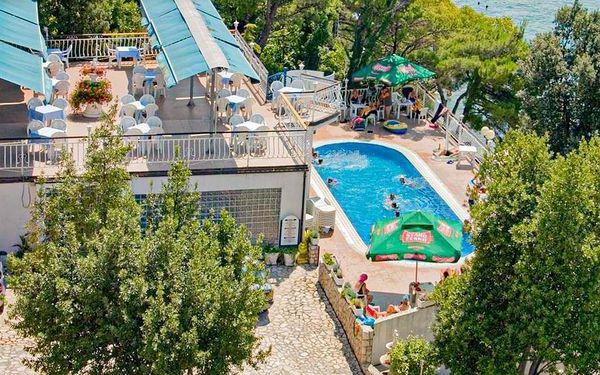 Hotel Mediteran, Kvarner, vlastní doprava, polopenze2
