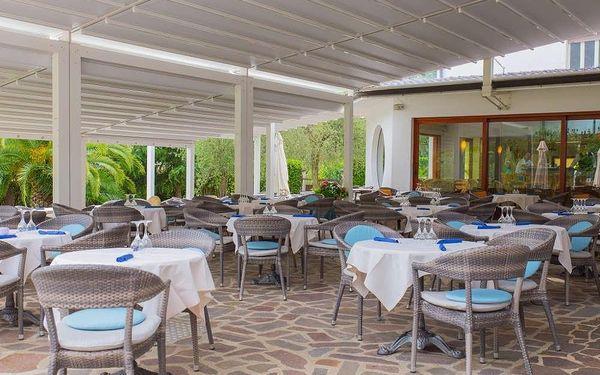 Club Hotel Olivi, Lago di Garda/jezero Garda, vlastní doprava, polopenze2