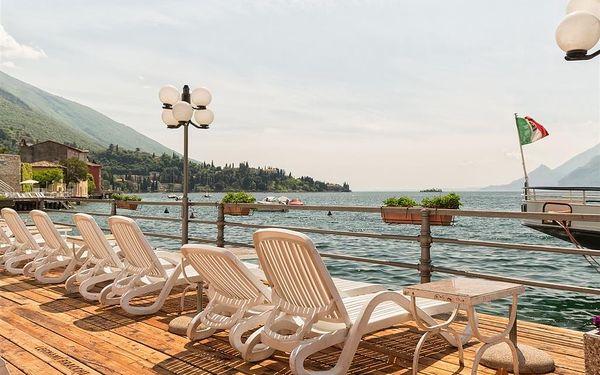 Hotel Malcesine, Lago di Garda/jezero Garda, vlastní doprava, polopenze2