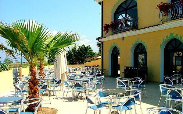 Villaggio Green Garden Club, Kalábrie, vlastní doprava, bez stravy3