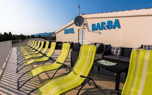 Hotel Barba, Severní Dalmácie, vlastní doprava, polopenze3