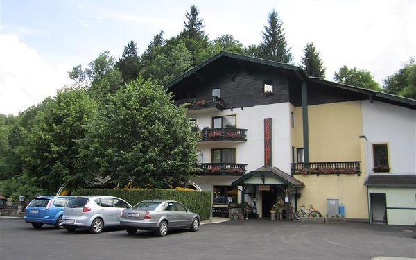 Gasthof Pfandl, Horní Rakousko, vlastní doprava, polopenze2