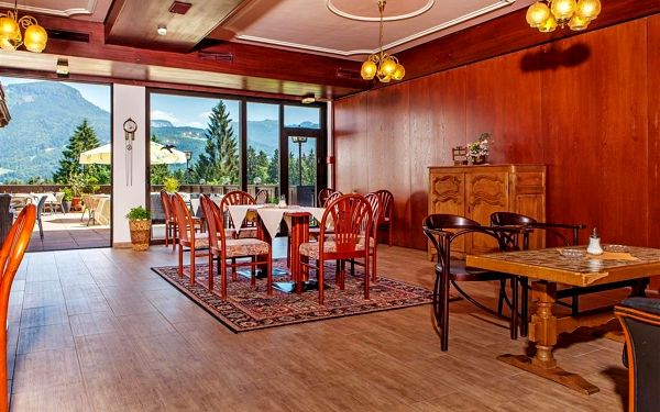 Alpenhotel Dachstein, Dachstein West a Abtenau, vlastní doprava, snídaně v ceně2