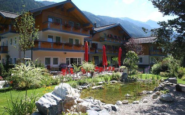 Gasthof Hammerwirt Forellenhof, Salzbursko, vlastní doprava, polopenze2