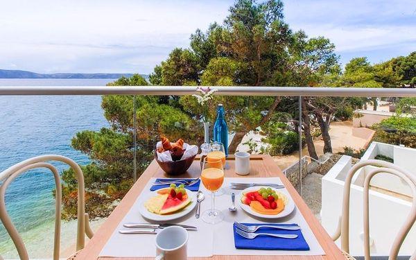 TUI BLUE Makarska, Střední Dalmácie, vlastní doprava, snídaně v ceně2