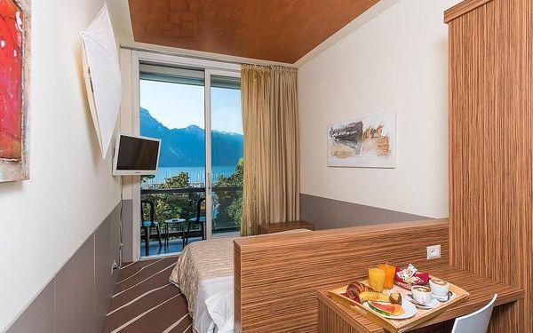 Grand Hotel Riva se snídaní, Lago di Garda/jezero Garda, vlastní doprava, snídaně v ceně4