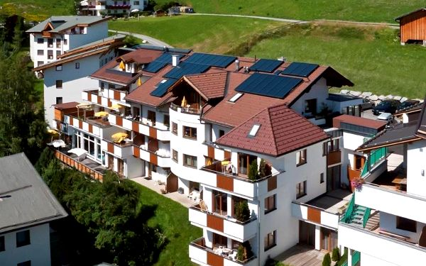 Hotel Garni Philipp – pokoje, Tyrolsko