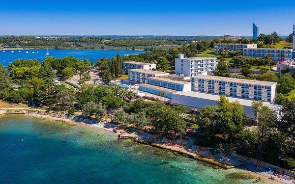 Hotel Plavi, Istrie, vlastní doprava, polopenze2