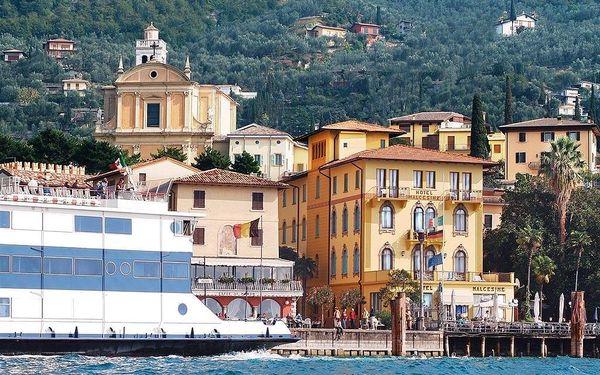 Hotel Malcesine, Lago di Garda/jezero Garda, vlastní doprava, polopenze3