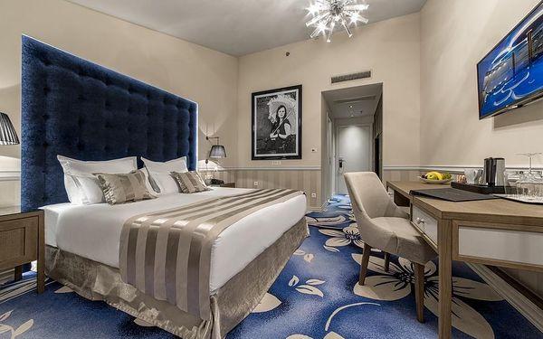 Grand Hotel Slavia, Střední Dalmácie, vlastní doprava, polopenze5