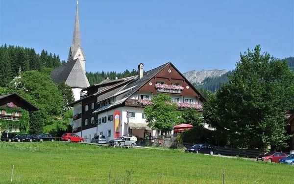 Gasthof Kirchenwirt, Dachstein West a Abtenau