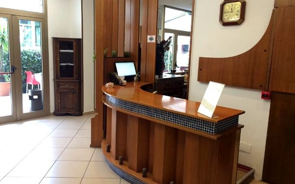 Hotel Ausonia, Emilia Romagna, vlastní doprava, polopenze2