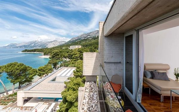 Bluesun Hotel Soline, Střední Dalmácie, vlastní doprava, snídaně v ceně4