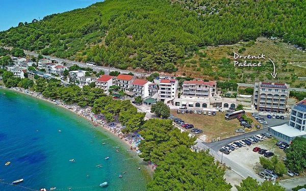 Hotel Drvenik Palace, Střední Dalmácie, vlastní doprava, polopenze4