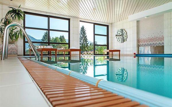 Alpenhotel Dachstein, Dachstein West a Abtenau, vlastní doprava, snídaně v ceně4