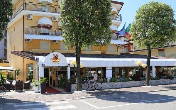 Hotel Berna, Veneto, vlastní doprava, polopenze2