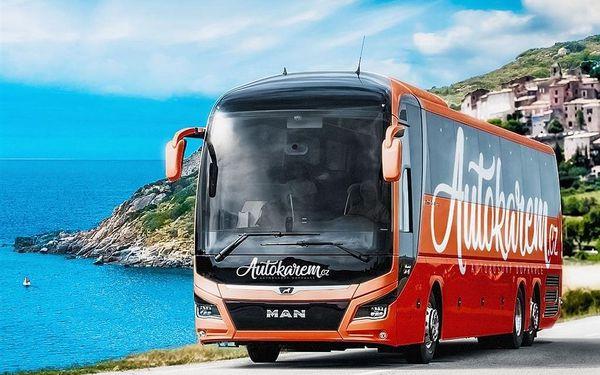Za zábavou do Paříže a Disneylandu 2021, autobusem, snídaně v ceně3