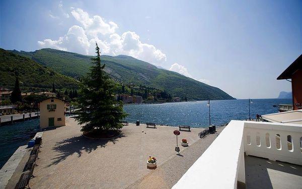 Hotel Geier, Lago di Garda/jezero Garda, vlastní doprava, snídaně v ceně3