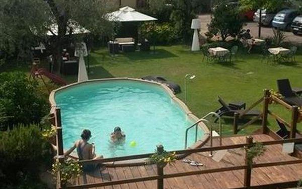 Hotel Eden, Lago di Garda/jezero Garda, vlastní doprava, snídaně v ceně2