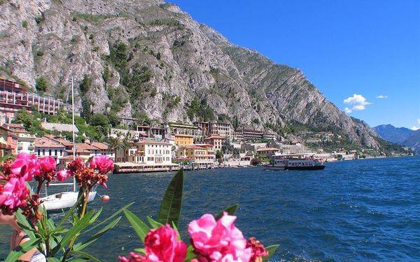 Hotel Europa, Lago di Garda/jezero Garda, vlastní doprava, snídaně v ceně3