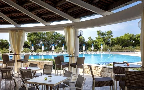 Bluesun Hotel Afrodita, Střední Dalmácie, vlastní doprava, polopenze5