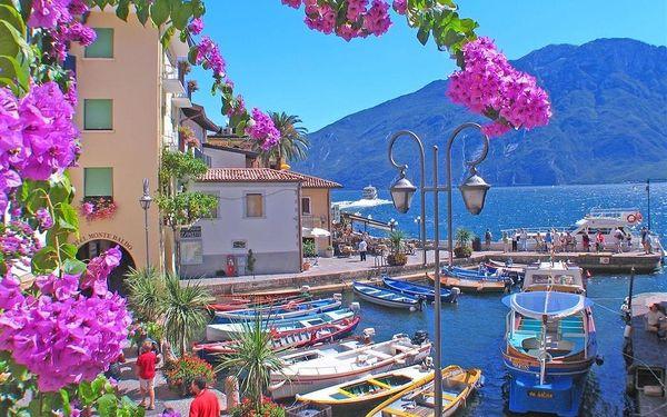 Hotel Europa, Lago di Garda/jezero Garda, vlastní doprava, snídaně v ceně4