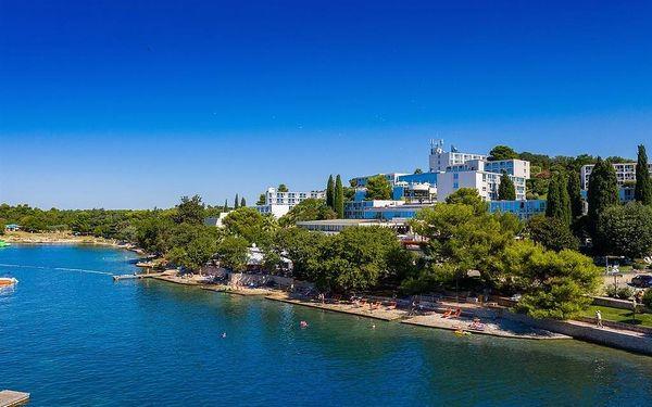 Hotel Plavi, Istrie, vlastní doprava, polopenze3