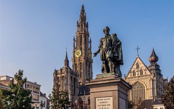 Lucembursko a nejslavnější města Belgie, autobusem, snídaně v ceně3
