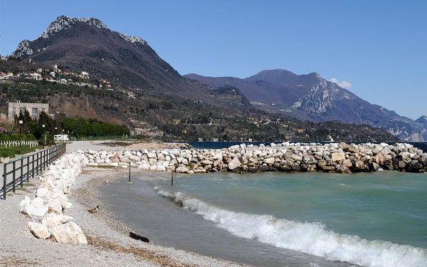 Hotel Eden, Lago di Garda/jezero Garda, vlastní doprava, snídaně v ceně4