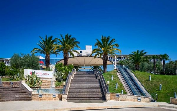 Hotel Istra, Istrie, vlastní doprava, polopenze3