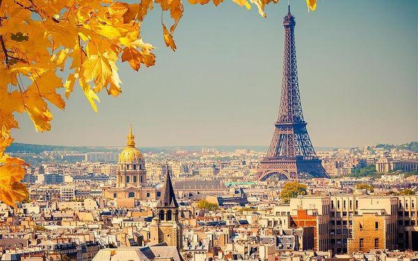 Nejkrásnější místa Paříže 2021, Paříž, autobusem, snídaně v ceně4
