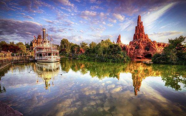 Za zábavou do Paříže a Disneylandu 2021, autobusem, snídaně v ceně4