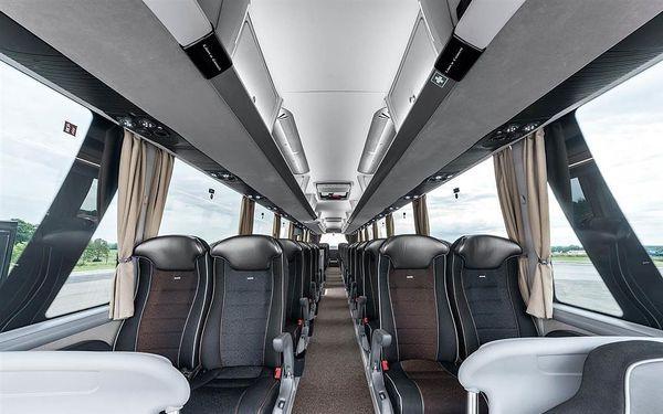 Lucembursko a nejslavnější města Belgie, autobusem, snídaně v ceně5