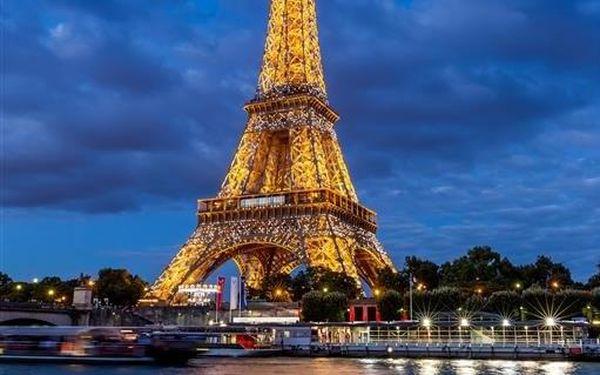 Za zábavou do Paříže a Disneylandu 2021, autobusem, snídaně v ceně5