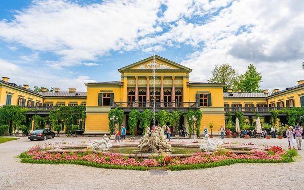 Gasthof Pfandl, Horní Rakousko, vlastní doprava, polopenze5