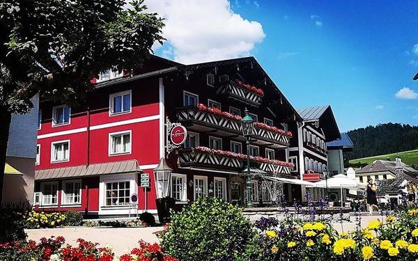 Hotel Der Abtenauer, Dachstein West a Abtenau
