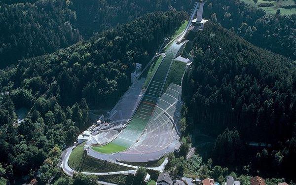 Alpský Innsbruck s návštěvou skokanských můstků 2021, Tyrolsko, autobusem, bez stravy4