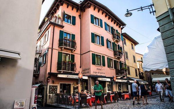 Hotel Lago di Garda se snídaní, Lago di Garda/jezero Garda