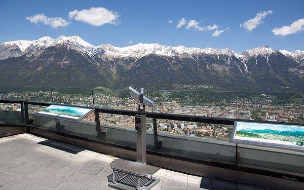 Alpský Innsbruck s návštěvou skokanských můstků 2021, Tyrolsko, autobusem, bez stravy5