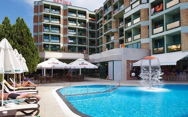 Hotel Aktinia, Slunečné Pobřeží