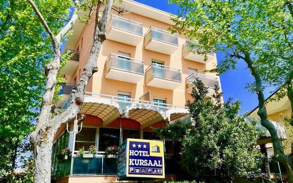 Hotel Kursaal s polopenzí, Emilia Romagna