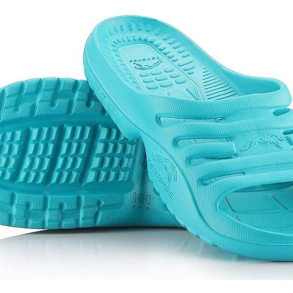 Dámské pantofle TexBase   Velikost: 37   Tyrkysová2