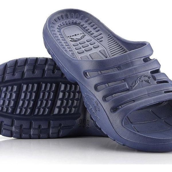 Dámské pantofle TexBase   Velikost: 37   Tyrkysová3