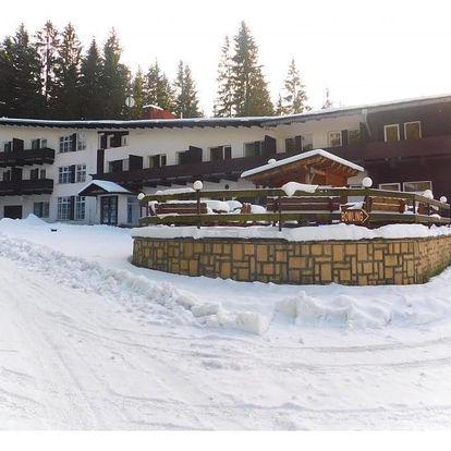 3 denní pobyt pro 2 osoby v Hotelu Bečva od 1.7.2021 v Horní Bečvě